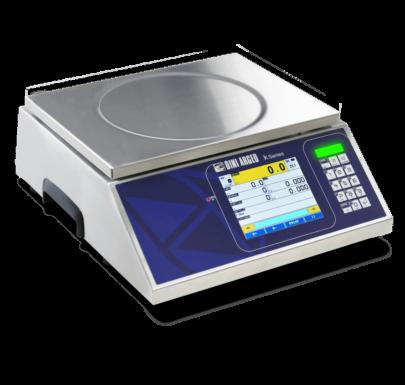 Kompaktní váhy s indikátorem na stůl nebo na zeď