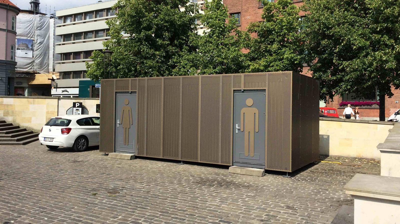 Sanitární kontejnery